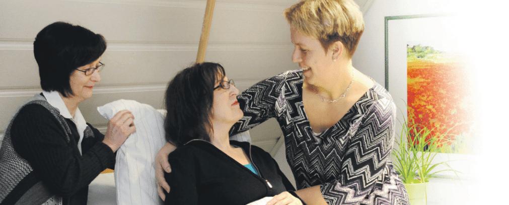 VICA-Schulung für pflegende Angehörige am Mittwoch, 14. März 2018